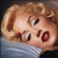 Kevyn Aucoin - Lisa Marie as Marilyn
